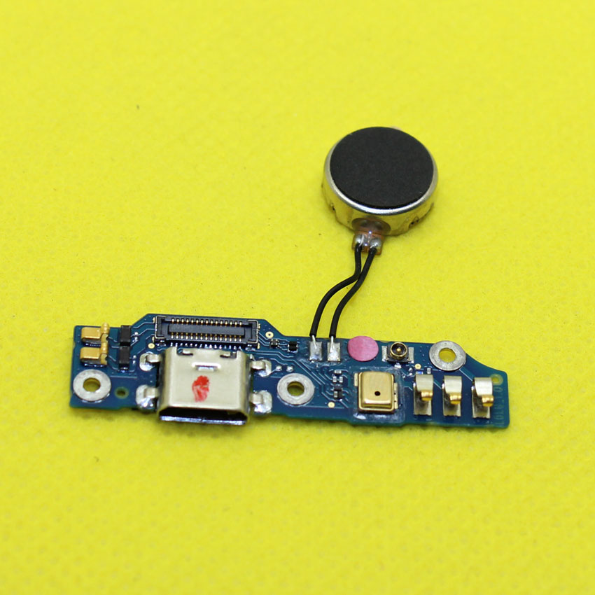 WP-048  For Meizu M1 Note/Meilan Note High Quality USB Charging Port Dock Connector Flex Cable With Vibrator Motor Module Repair