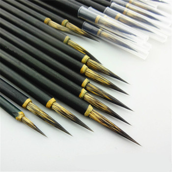 Calligraphy Brushes Mouse Whisker Excellent Quality Calligraphy Brush Traditional Calligraphy Writing Chinese Painting Brush Pen free shipping calligraphy brush lake pen line horse pen lines big