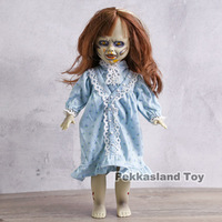 Mezco Toys Living Dead Dolls LDD Presents The Exorcist PVC Action Figure Collectible Model Toy