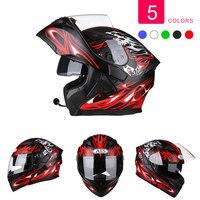 New Racing helmet full face Safe helmets for yamaha mt 07 aprilia rs 50 ninja 250 ktm 1290 mv agusta bmw r 1200 gs &a67