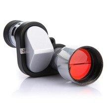 Pocket monocular 8x20 Zoom Portable Mini telescope Hunting Telescope High Quality Vision No Infrared Eyepiece Spotting Scope