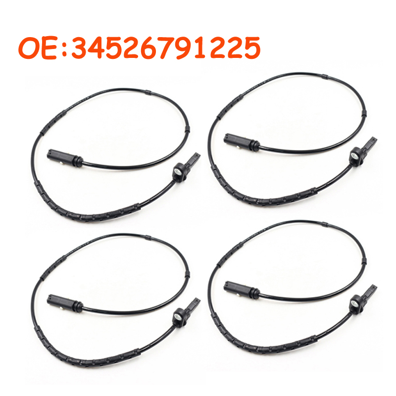 1 piece Front ABS Wheel Speed Sensor for BMW F20 F30 125i 320i 328i 420i