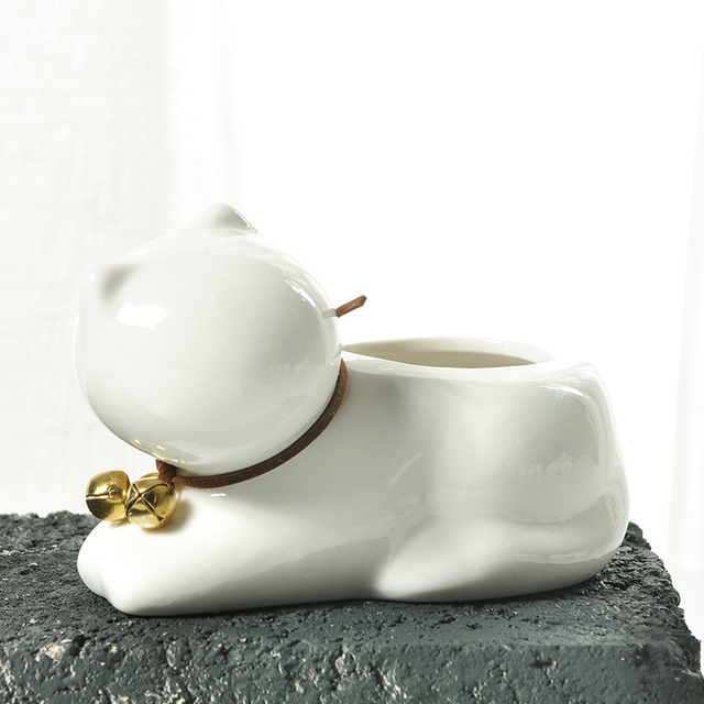 Beautiful Animals Ceramic Flower Pot