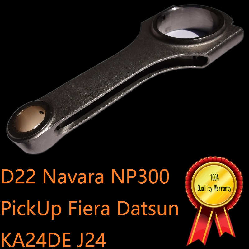 US $239 96 |D22 NP300 Didsun Datsun Navara Fiera KA24DE KA24E Pick Up G1  Hardbody J24 engine crankshaft upgrade cp pistons rod with H forged-in  Crank