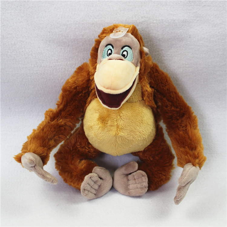 Cute The Jungle Book King Louis Monkey Soft Stuff Plush Toy Doll Children Birthday Gift Collection