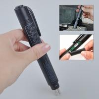Black 5 LED Indicator Car Auto Testing Tool Brake Fluid Oil Tester Electronic Diagnostic Detection Pen