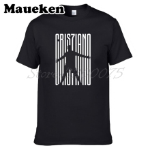 Men Cristiano Ronaldo 7 CR7 Welcome To  T-shirt Clothes T Shirt Mens tshirt tee W18070601