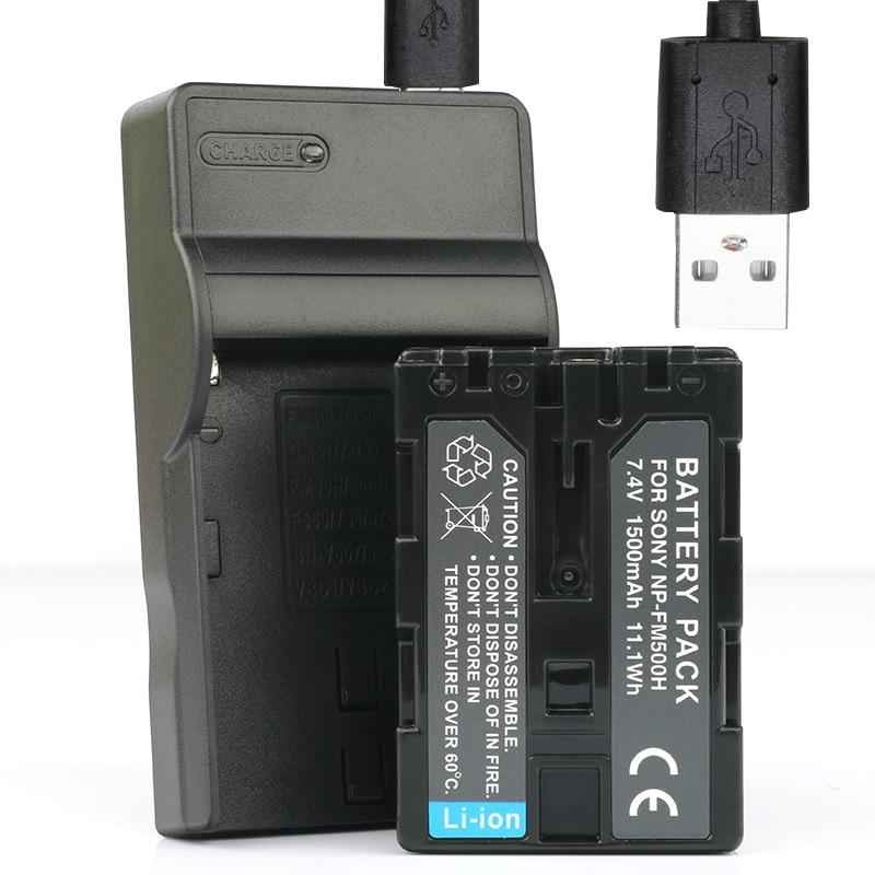Bateria para Sony Alpha DSLR-a300k