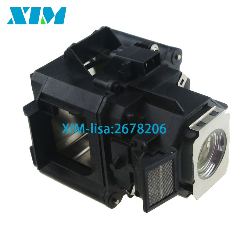NEW Original Projector Lamp ELPLP63 For EPSON EB-G5650W / EB-G5750WU / EB-G5800 / EB-G5900 / EB-G5950 / H345A / H347A / H349A free shipping new projector lamps bulbs elplp55 v13h010l55 for epson eb w8d eb dm30 etc
