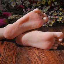 купить Hot Sale Fashionable Silicone Mannequin Foot Model Customized Factory Direct Sell по цене 9040.81 рублей
