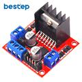 L298N Dual H Bridge DC Stepper Motor Driver Controller Board Module for Uno R3 Raspberry Pi Starter DIY Kit