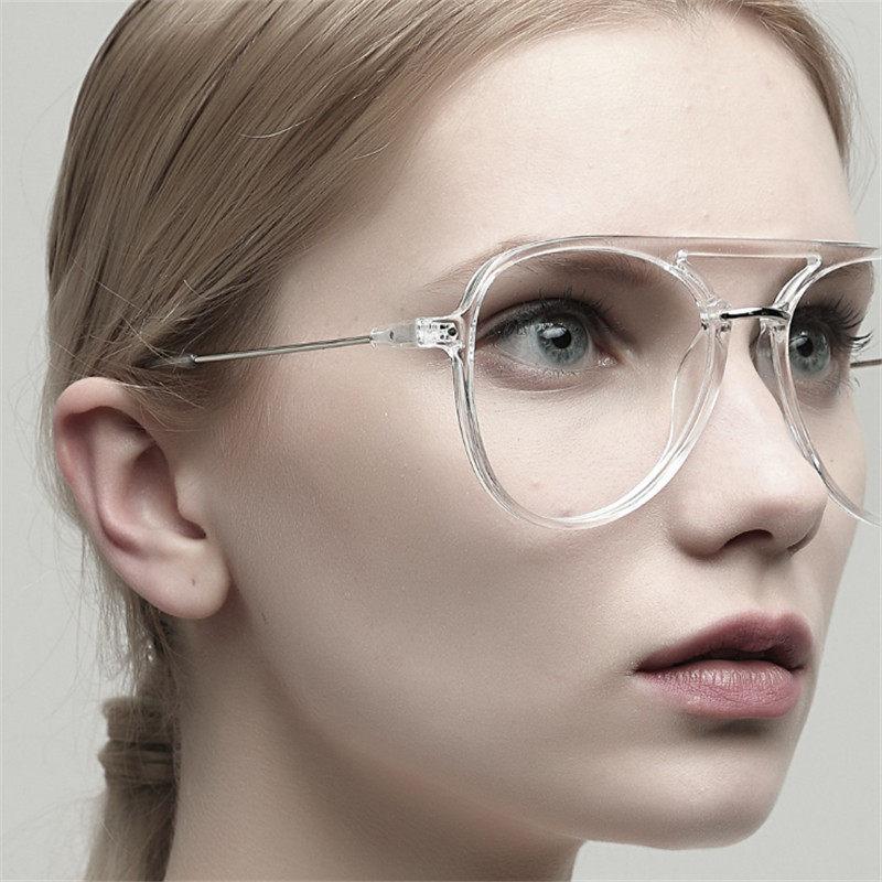 5a676cfc53966 Cubojue Óculos de grau quadro lerdo óculos de computador do vintage .
