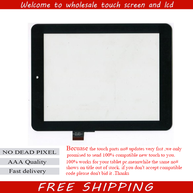 New 8'' inch Digitizer Touch Screen Panel glass For Prestigio MultiPad PMP5580C 8.0 PRO DUO Tablet PC 198*148mm