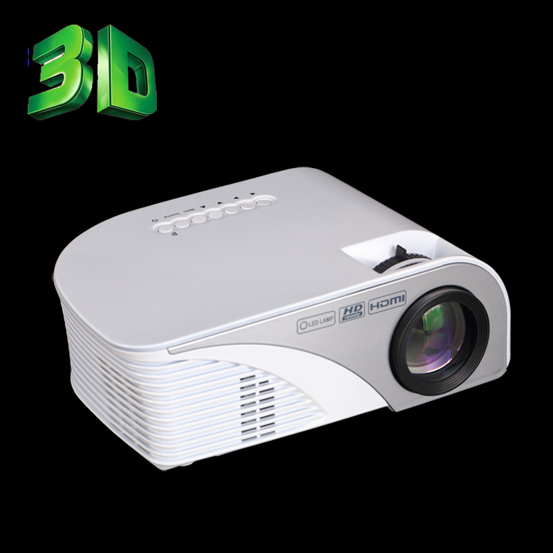 Mini 1080 P HD Video Home Theater proyector LED Beamer HDMI