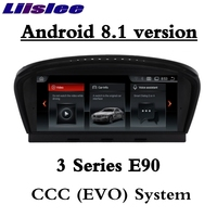 Liislee для BMW 3 E90 E91 E92 E93 2004 ~ 2010 CCC НБТ (EVO) ID6 стиль Автомобильный мультимедийный gps PX6 Радио стерео навигации плеер NAVI