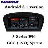 Liislee for BMW 3 E90 E91 E92 E93 2004~2010 CCC NBT (EVO) ID6 Style Car Multimedia GPS PX6 Radio Stereo Navigation Player NAVI