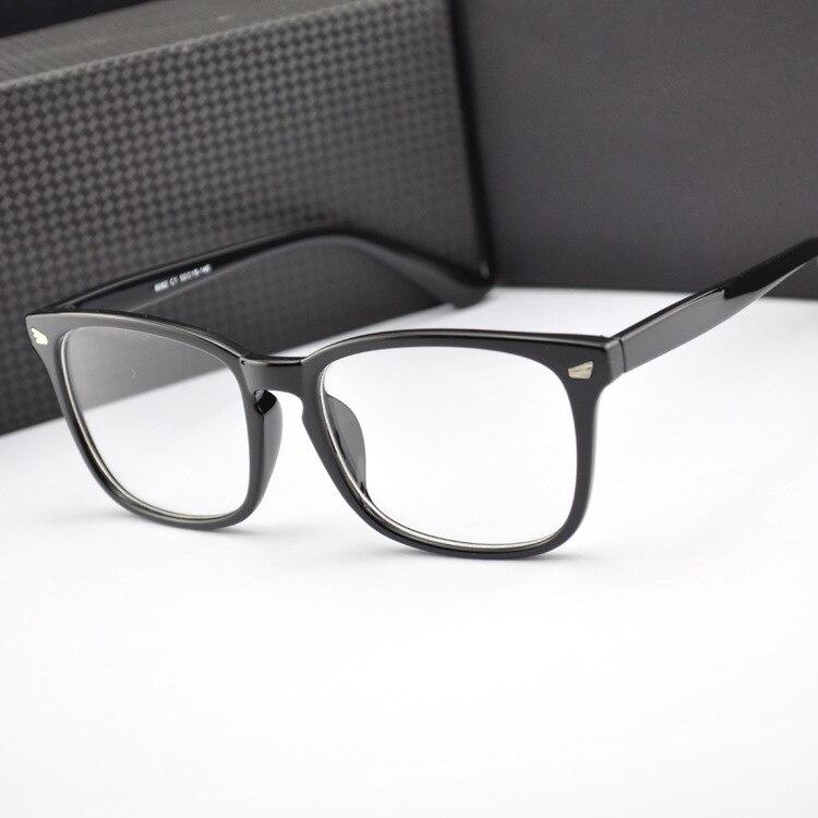 BOYEDA Quadrados Óculos Vintage Mulheres Óculos Fashion Olho Armação de  óculos Feminino Óculos para Mulheres Dos Homens Oculos de grau Femininos em  Armações ... 705625e983