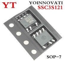 10 개/몫 SSC3S121 SSC3S121 TL 3S121 SOP7 IC 최고의 품질
