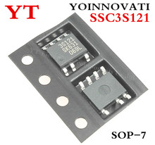 10 pçs/lote SSC3S121 SSC3S121 TL 3S121 SOP7 IC Melhor qualidade