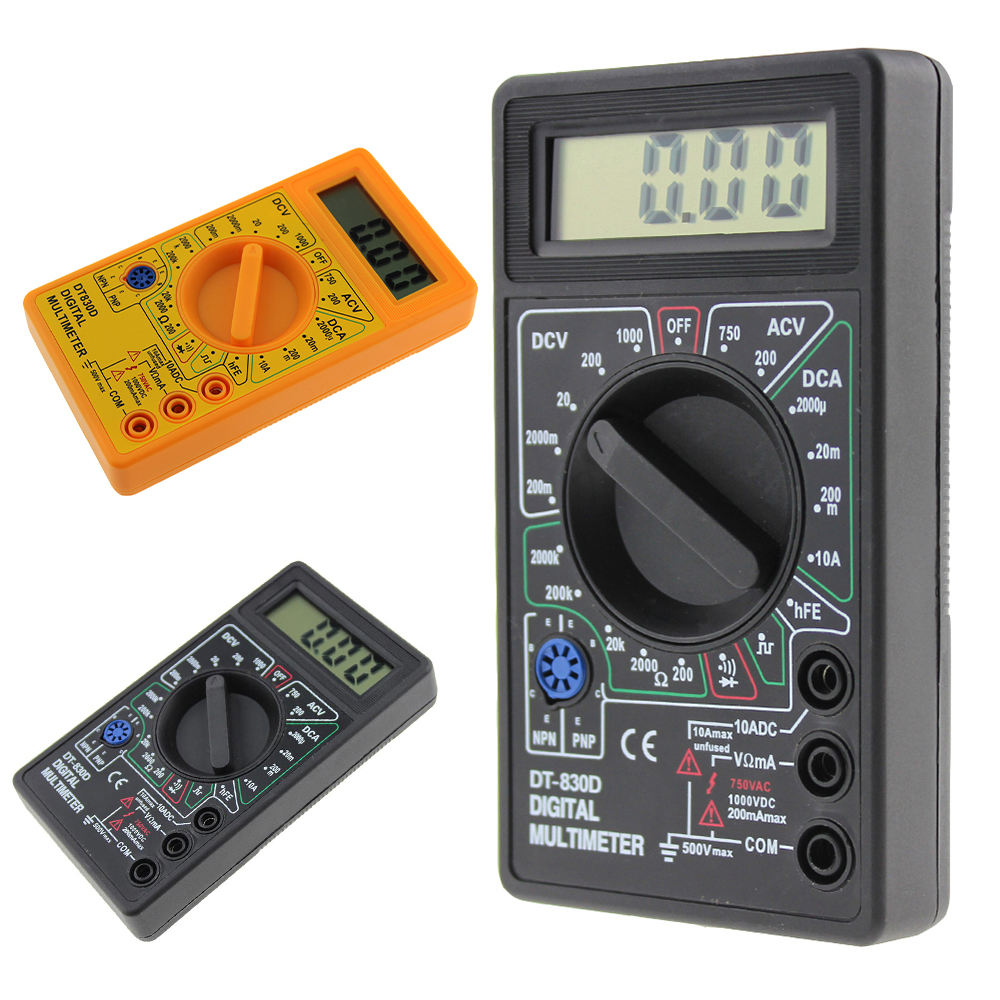 Uni T Ut136c Genggam Suhu Multimeter Digital Ac Voltmeter Dc Volt Meter Atau Pengukur Aki Keren Gananti Air Lg Mini Dengan Buzzer Tegangan Ampere Lcd Uji Probe Diagnosis
