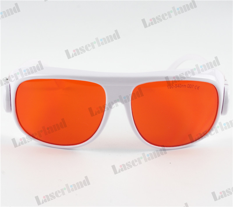 ep-3-1 OD7 355nm-405nm-450nm-532nm UV Blue Green Laser Protective Goggles Glasses CE 500mw 405nm focusing blue purple laser module engraving laser tube diode hx2 54 2p port protective goggles