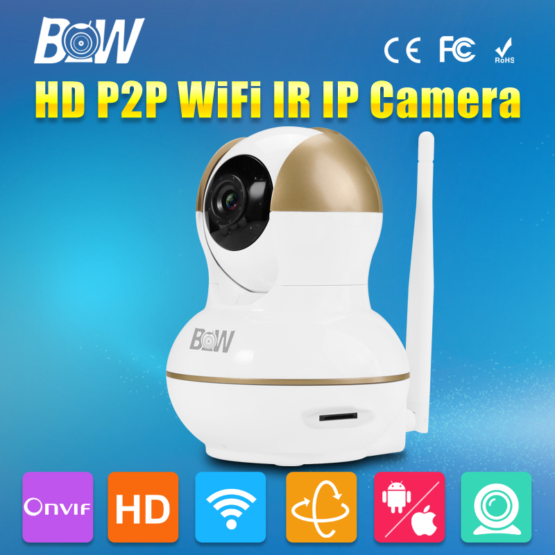 720P HD Security Camera WiFi Two Way Audio Wireless IP Camera Baby Monitor Surveillance Camera Onvif IR-Cut Night Vision