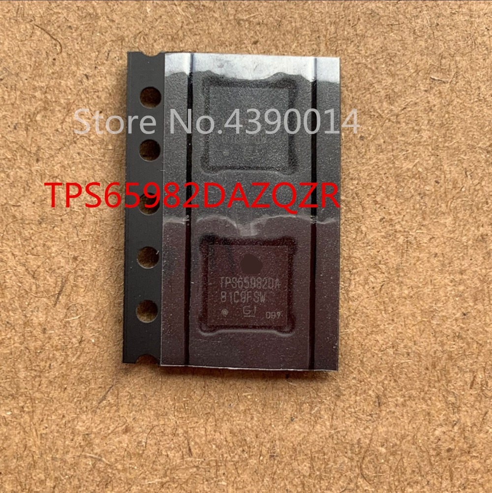 10pcs/lot TPS65982DA TPS65982DAZQZR QFN free shipping 10pcs lot tps51218 51218 tps51218dscr pizi qfn package computer chips 100