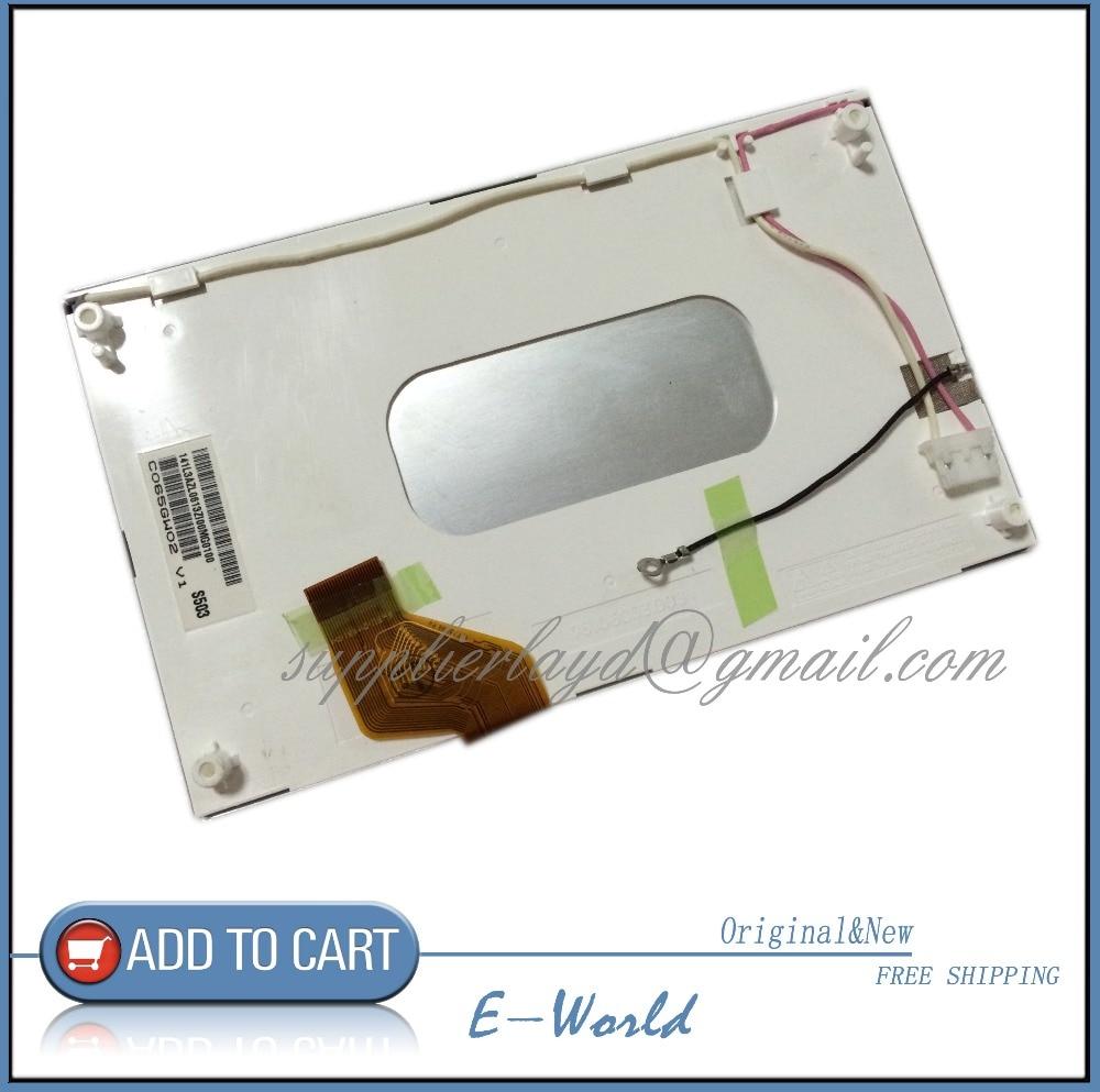 Original 6.5 inch TFT LCD Screen C065GW02 V1 400(RGB)*234 free shipping
