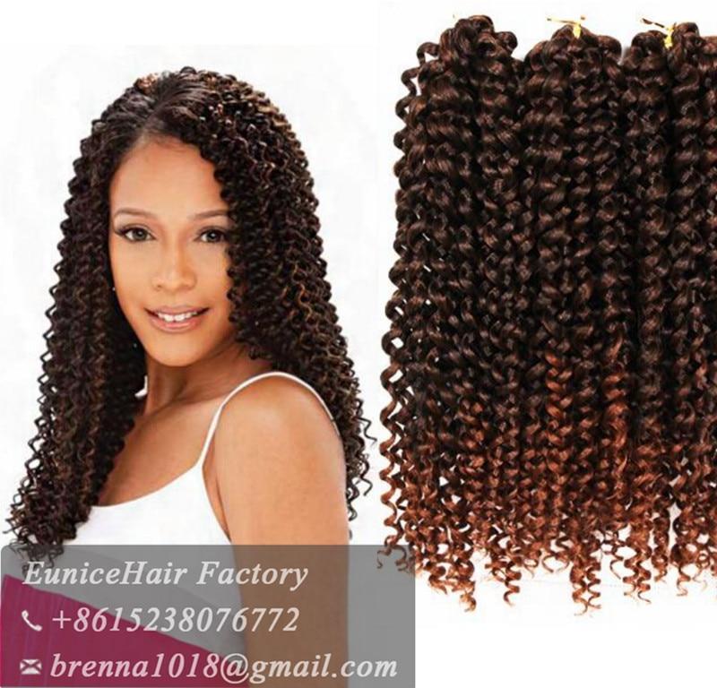 Boho Curl Braid Freetress Braids Deep Twist Curly Hair