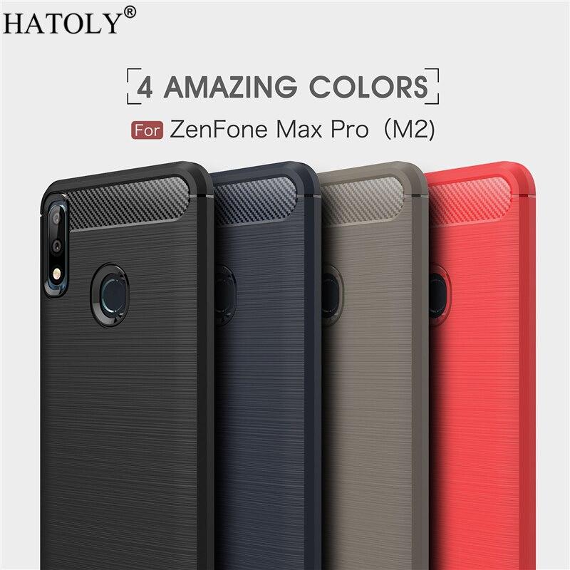 Asus Zenfone Max Pro M2 ZB631KL Case Business Style Phone Case for Asus Zenfone Max Pro M2 Cover for Zenfone Max Pro M2 ZB631KL