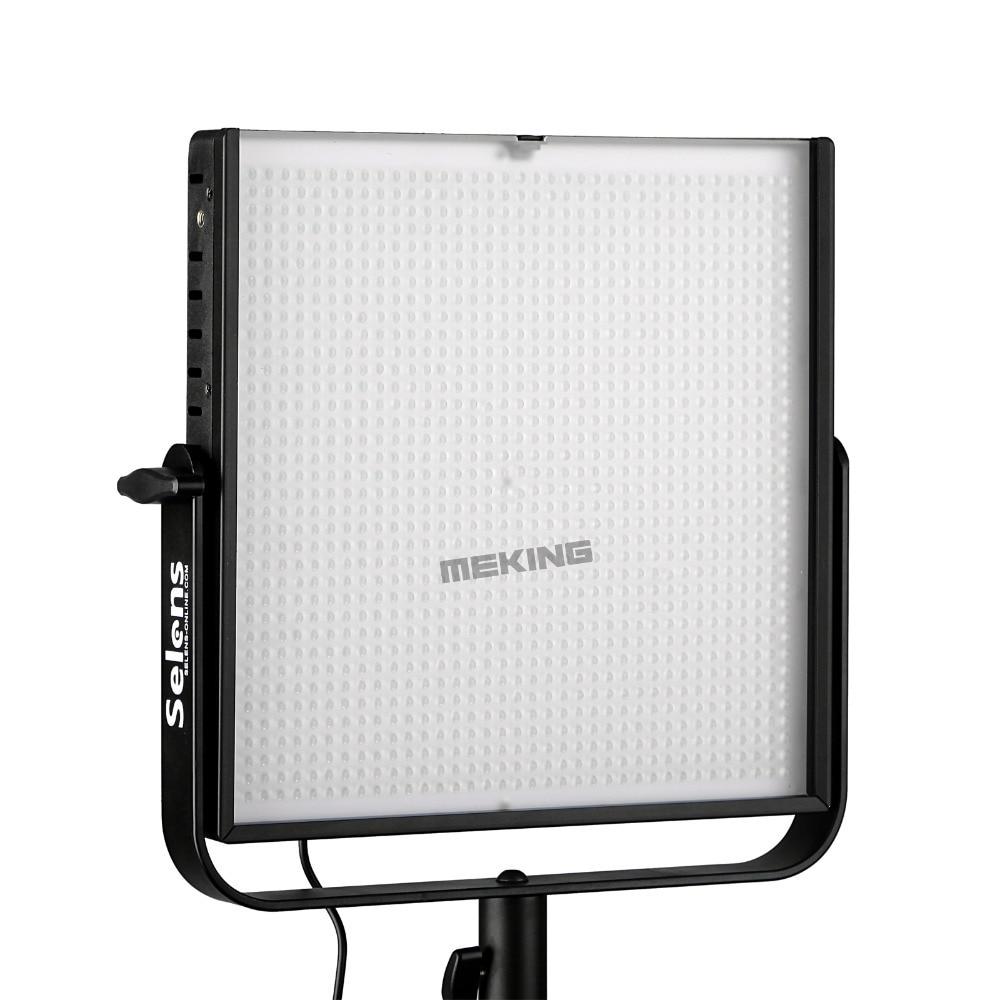 Selens SE-L600P Pro Photography LED Light Video light 600 lamp beads white light and yellow light 390*340mm selens pro 100x100mm