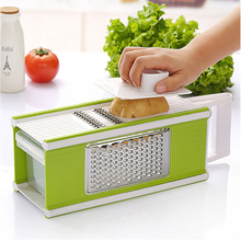 Household potato cutting yarn wire grater multifunctional shredder machine slicer Kitchen Tools L3