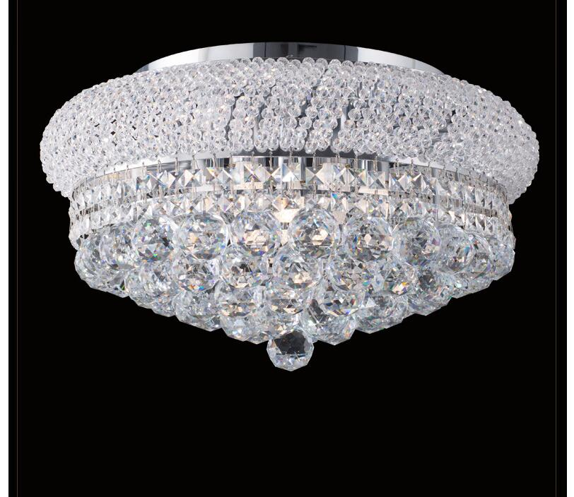 Ceiling Lamp Chrome Light