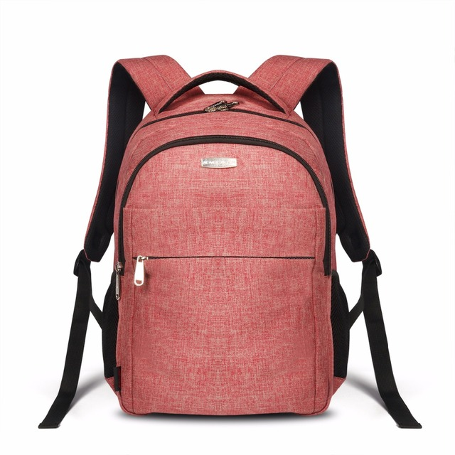 659482deac Advocator Nylon Waterproof College Students Backpack Travel 15 Inch Laptop  Women Backpack Stylish School Bags for Girls