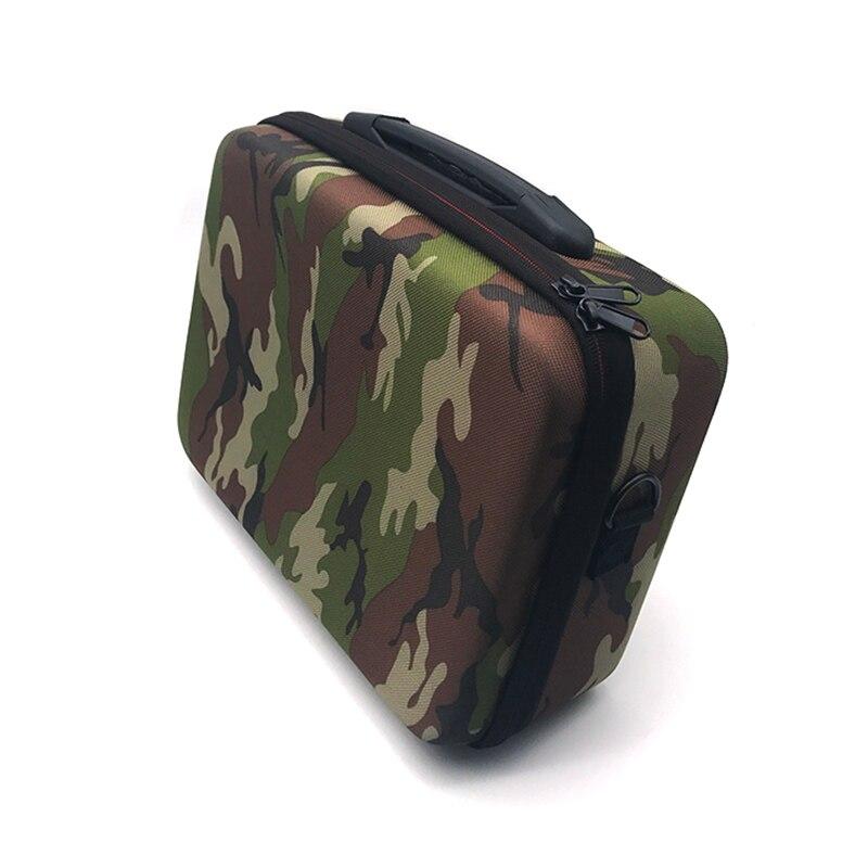 Bolsa de Ombro para Dji Bolsa de Transporte para Dji Mavic Camuflagem Bolsa Case Acessórios Cam Portátil Zoom – Drone 2 Pro