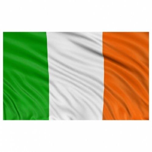 ჱBoutique Irlanda bandera 5ft x 3ft - a759