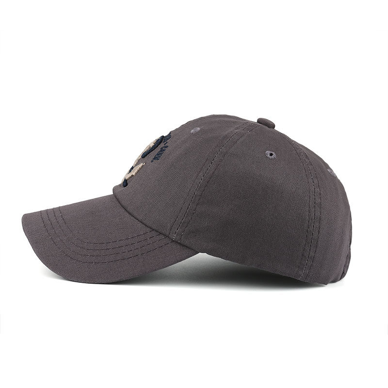 309354c7d98 New Arrivals Cotton Gorras anchor Baseball Cap Vintage Casual Hat Snapback