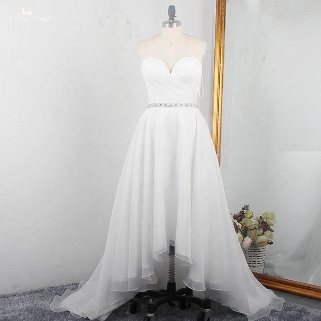 07f5ef1b0 RSW1519 Vestido De novia sirena mejor Vintage con cuentas encaje  impresionante manga larga corte vestidos boda nupcial