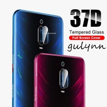 2PC Clear Camera Lens Film for Oneplus 7 Pro 5 Phone Tempered Glass Hard 37D Toughed Screen Protector 6T 6 5T Cover