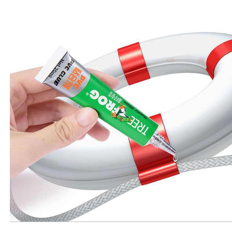 Tree Frog PVC Repair Glue For Swimming Ring Inflatable Mattress Dinghy  Repair Inflatable Boat Kayak Repair Glue pvc pipe glue
