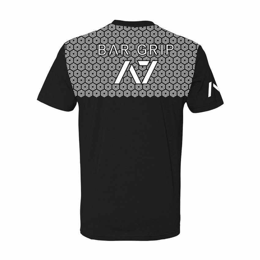 Hommes d'été Nouveau A7 Impression Col Rond Mince Mens t-shirt Mode Haute Rue décontracté survêtement Sportswear manches courtes T-shirt Hommes