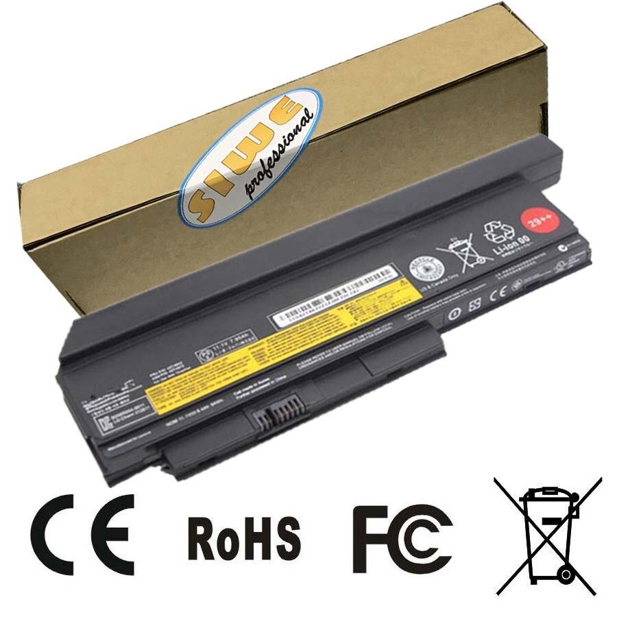 Batterie d'origine Pour IBM Lenovo ThinkPad X220 X230 X230i X230s 42T4940 0A36281 0A36282 0A36283 42T4861 42T4867 livraison gratuite