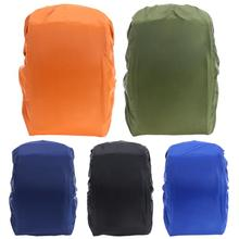 1pc Nylon Rain Cover 35L Outdoor Camping Hiking Bags Waterproof Backpack Anti Dust Rain Cover Travel Kits Rucksack Protector