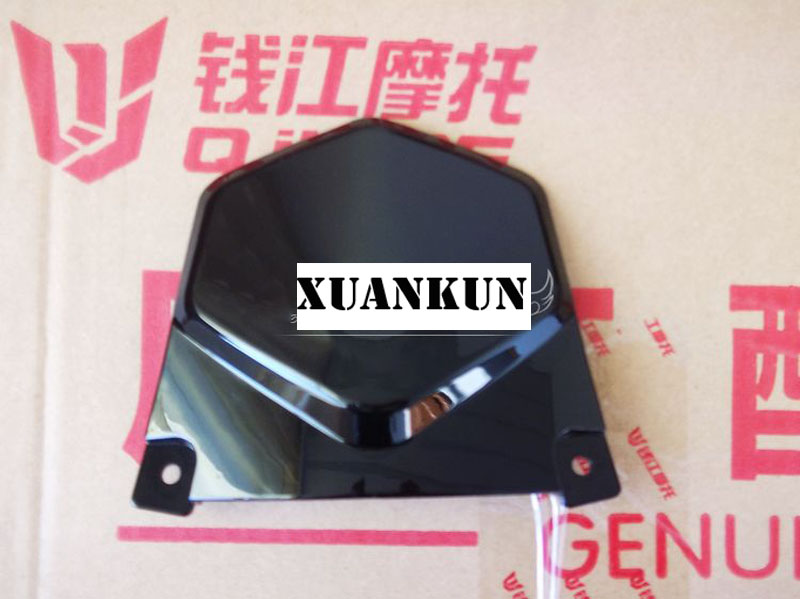 XUANKUN <font><b>BJ600</b></font> <font><b>BN600</b></font> Left Side of the Rear Panel after the Connection Plate image