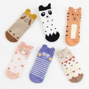 Lawadka Cartoon Baby Socken Neugeborenen Baumwolle Jungen Mädchen Kid Socken Nette Kleinkind Anti-rutsch Socken Kinder Kleidung Zubehör
