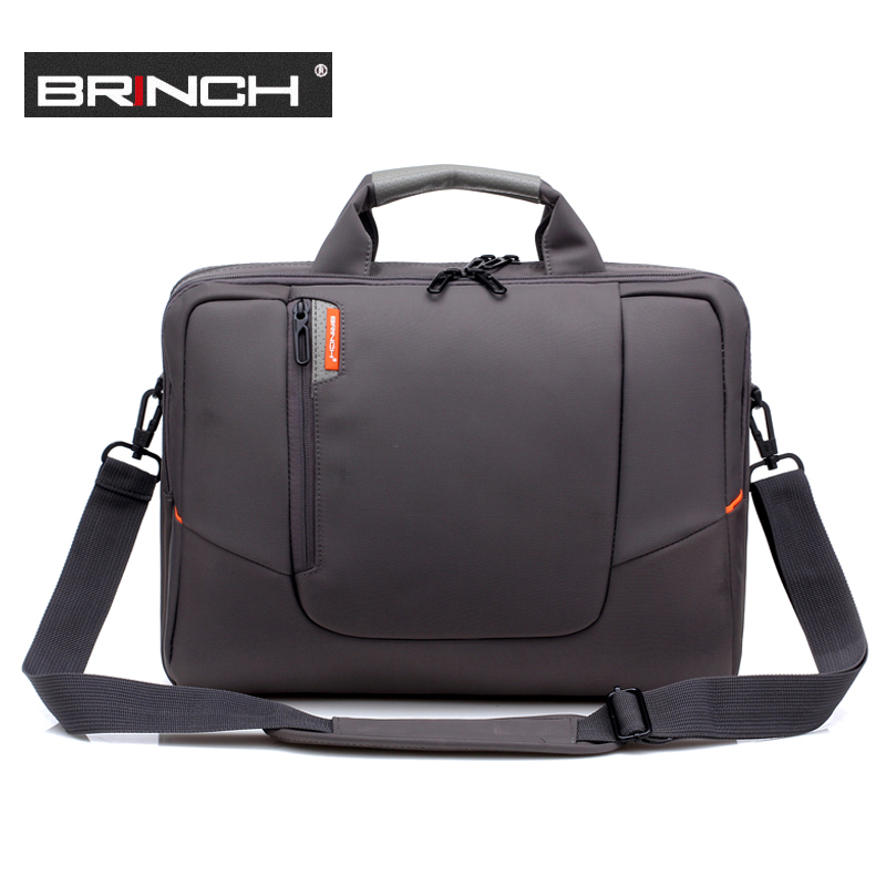 2019 ny merke laptop bag 14 14.6 15 15,6 tommers bærbar skulderveske veske til macbook pro 15,4 tommers, business bag for man