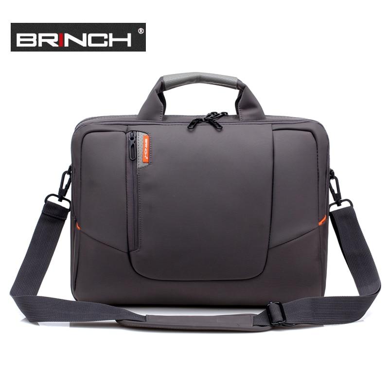 2019 New Brand Laptop Bag 14 14.6 15 15.6 Inch Notebook Shoulder Bag  Handbag For Macbook Pro 15.4 Inch ,business Bag For Man