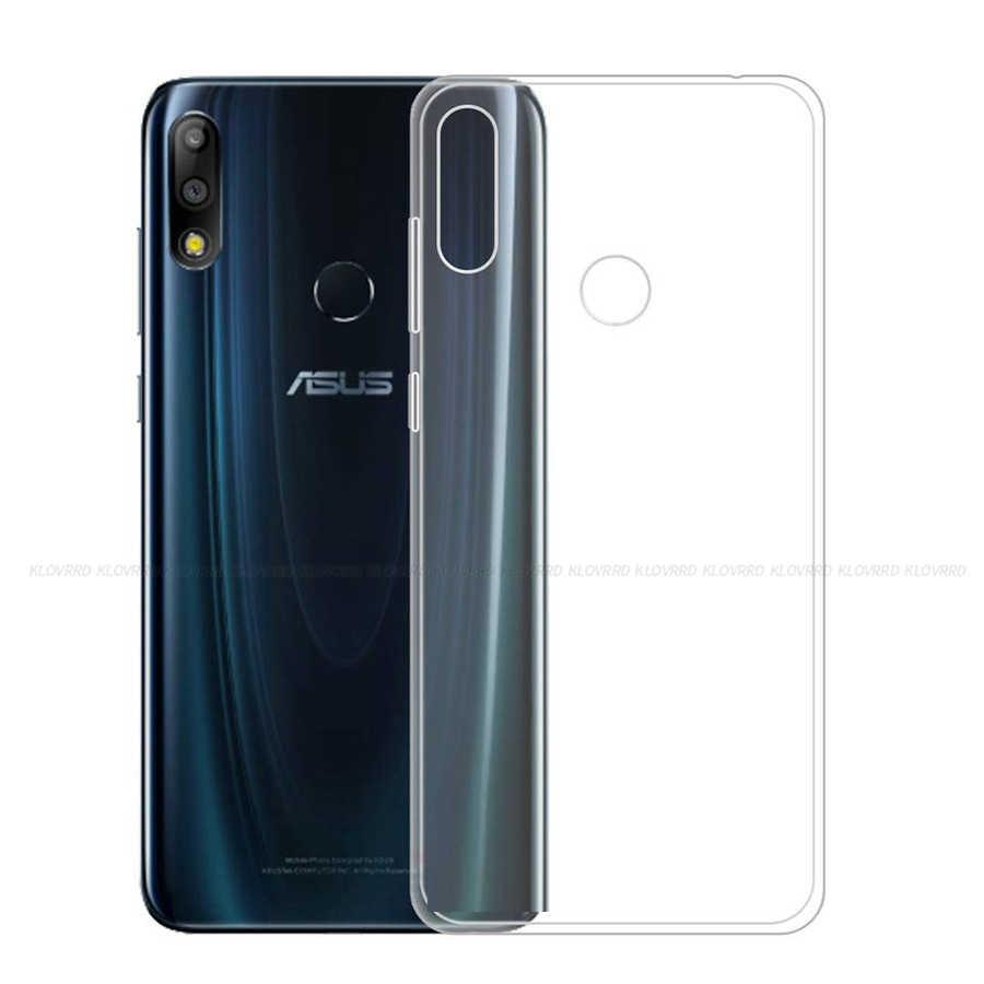 TPU Case Voor Asus Zenfone Max Pro M2 ZB631KL ZB633KL 5z ZS620KL ZE620KL Siliconen Telefoon Case Clear Coque Shell Transparant zachte