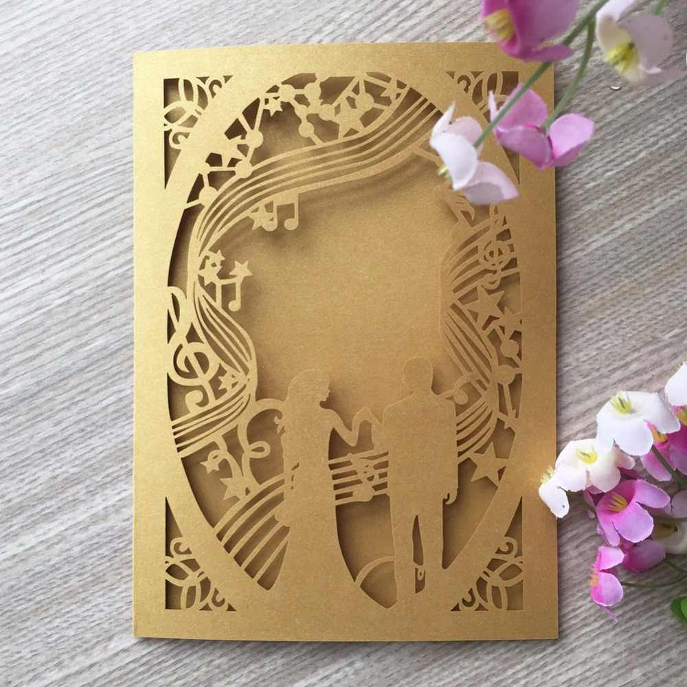 Best Wedding Invitations Cards: 35Pcs Elegant Wedding Invitation Cards Best Selling Latest