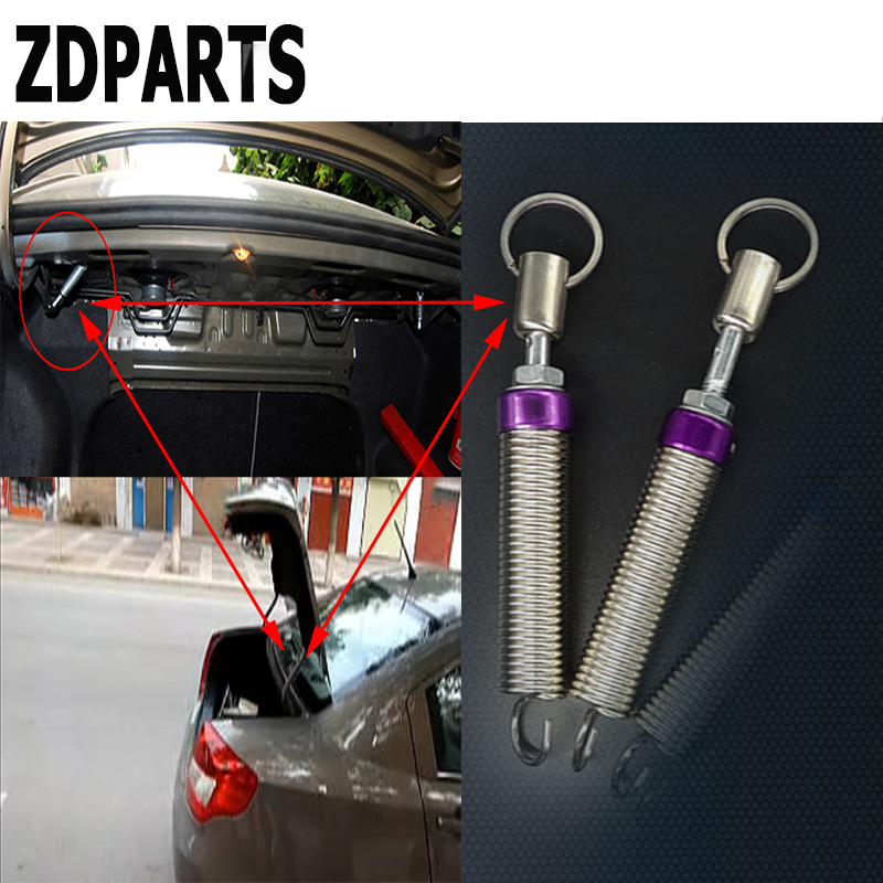 ZDPARTS 1X For Audi A3 A4 B7 B8 B6 A6 C6 C5 Q5 Nissan Qashqai Juke X-trail T32 Car Trunk Automatic Upgrade Lifting Device Spring